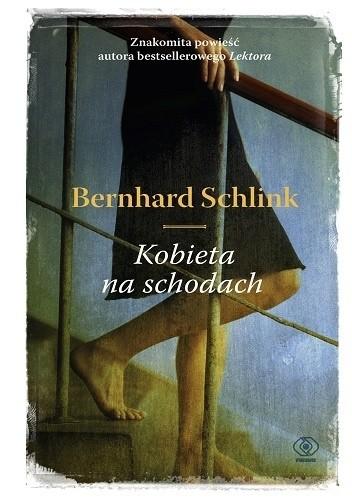 Okładka książki Kobieta na schodach