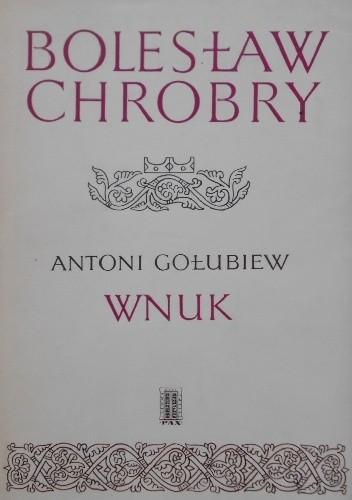 Okładka książki Wnuk