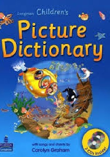 Okładka książki Longman Children's Picture Dictionary