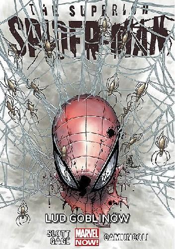 Okładka książki The Superior Spider-Man: Lud goblinów
