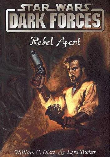 Okładka książki Dark Forces: Rebel Agent