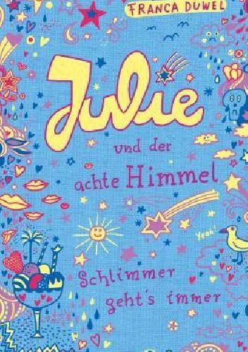 Okładka książki Julia i ósme niebo