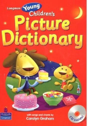 Okładka książki Longman Young Children's Picture Dictionary