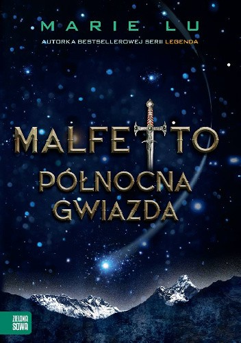 Okładka książki Malfetto. Północna gwiazda