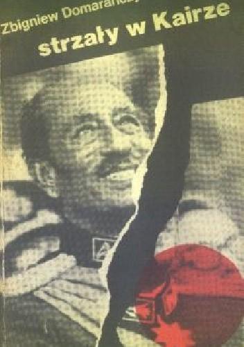 Okładka książki Strzały w Kairze