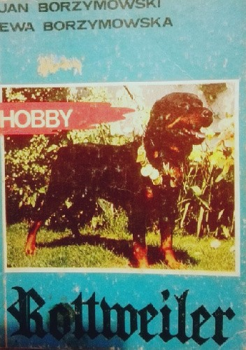 Okładka książki Rottweiler