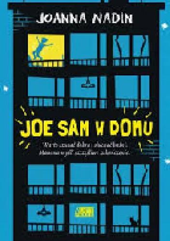 Okładka książki Joe sam w domu