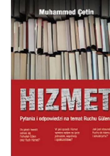 Okładka książki Hizmet