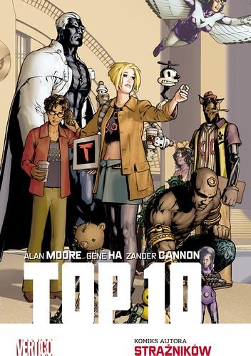 Okładka książki Top 10