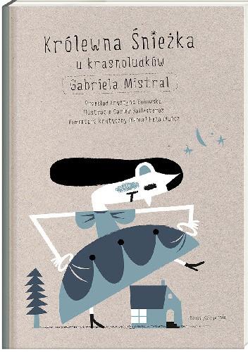 Okładka książki Królewna Śnieżka u krasnoludków