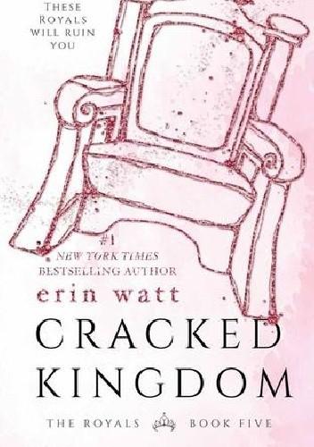 Okładka książki Cracked Kingdom