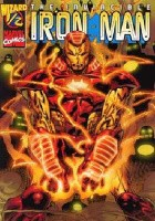 Iron Man #½