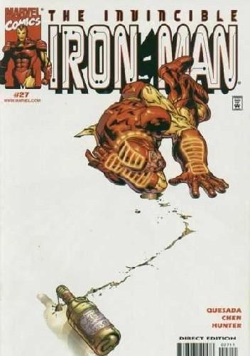 Okładka książki Iron Man #27