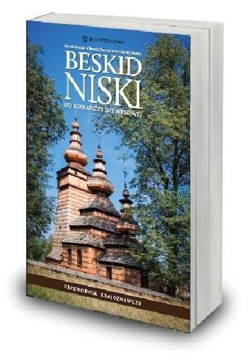 Okładka książki Beskid Niski Od Komańczy do Wysowej