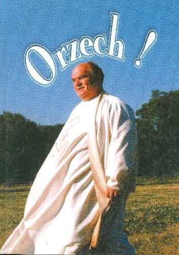 Okładka książki Orzech!