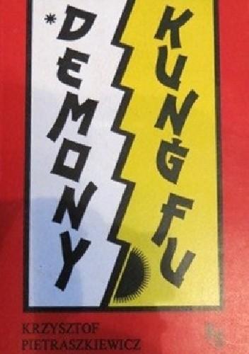 Okładka książki Demony Kung Fu
