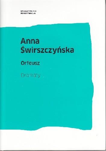 Okładka książki Orfeusz. Dramaty