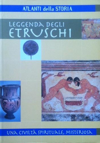 Okładka książki Leggenda degli Etruschi