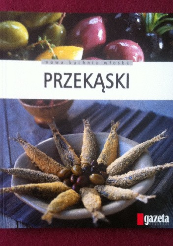 Okładka książki Przekąski