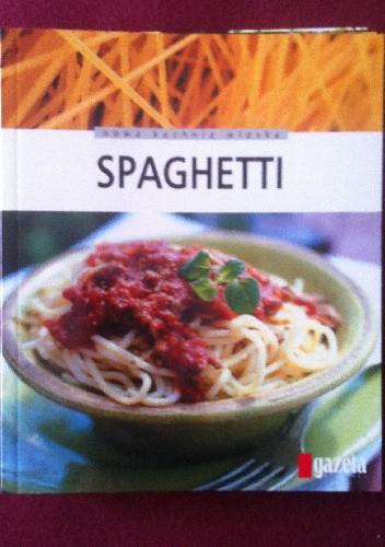 Okładka książki Spaghetti