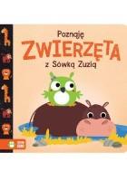Poznaję zwierzęta z Sówką Zuzią