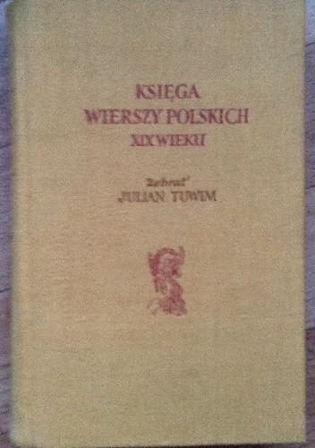 Okładka książki Księga wierszy polskich XIX wieku