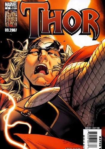 Okładka książki Thor #2