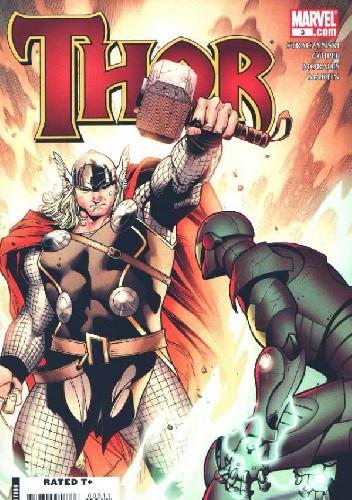 Okładka książki Thor #3