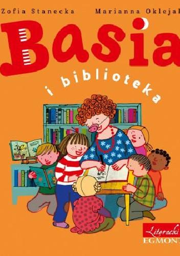 Okładka książki Basia i biblioteka