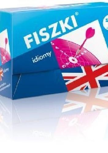 Okładka książki Fiszki Język angielski - Idiomy