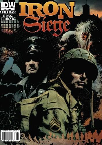 Okładka książki Iron Siege #1