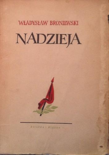 Okładka książki Nadzieja