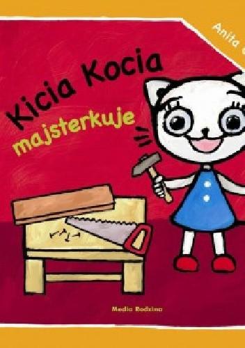Okładka książki Kicia Kocia majsterkuje