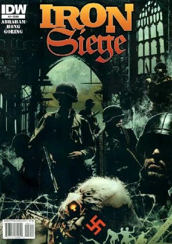 Okładka książki Iron Siege #2