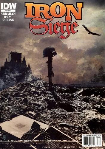 Okładka książki Iron Siege #3