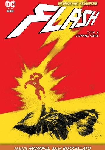 Okładka książki Flash: Cofnąć czas