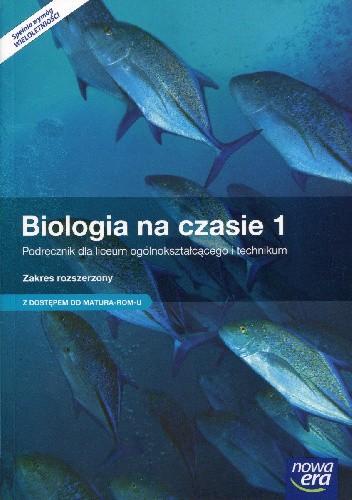 Okładka książki Biologia na czasie 1