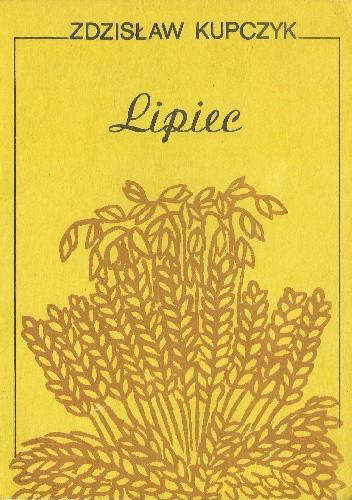 Okładka książki Lipiec