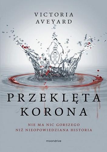 Okładka książki Przeklęta korona