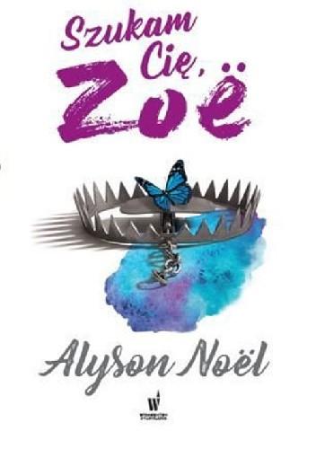 Okładka książki Szukam Cię, Zoe