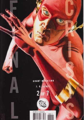 Okładka książki Final Crisis #2