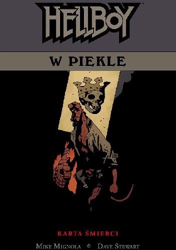Okładka książki Hellboy w piekle: Karta śmierci