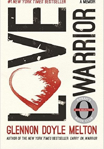 Okładka książki Love Warrior