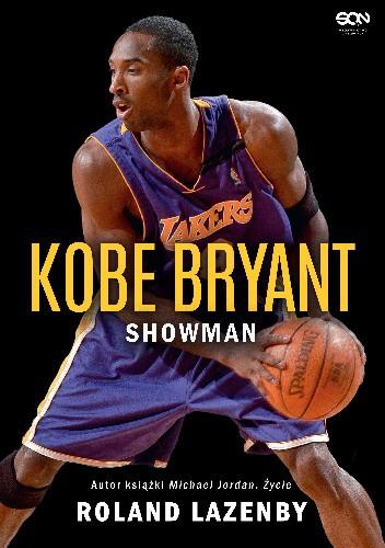 Okładka książki Kobe Bryant. Showman