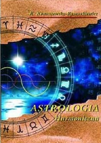 Okładka książki Astrologia harmoniczna