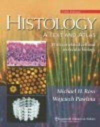Okładka książki Histology Text &&& Atlas 5e with CD-ROM