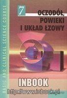 Okładka książki Oczodół, powieki i układ łzowy