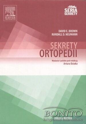 Okładka książki Sekrety ortopedii