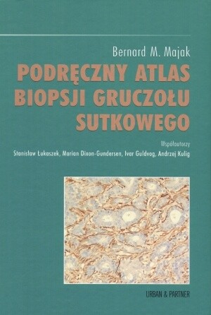 Okładka książki Podręczny atlas biopsji gruczołu sutkowego