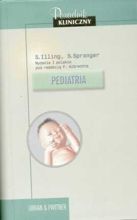 Okładka książki Pediatria Przewodnik kliniczny